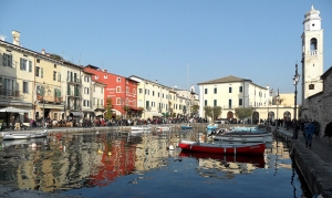 Lazise and Lake Garda